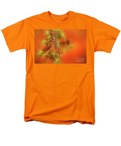 Dragonfly Men's T-Shirt  (Regular Fit) by Suzanne Handel