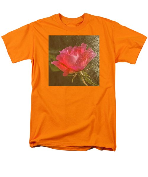 Men's T-Shirt  (Regular Fit) featuring the photograph Dressed In Gold by Susi Stroud