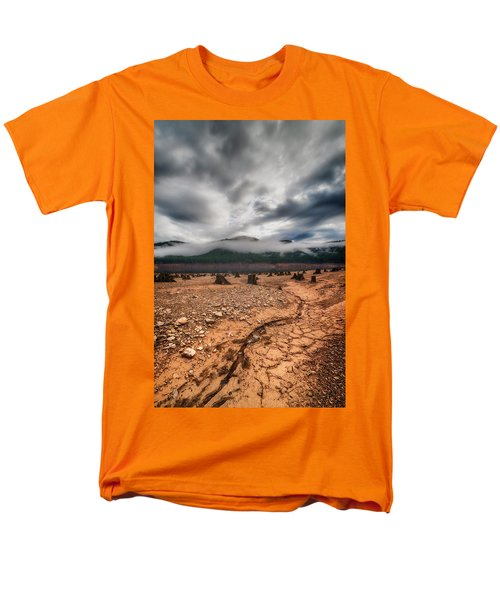 Men's T-Shirt  (Regular Fit) featuring the photograph Drought by Ryan Manuel