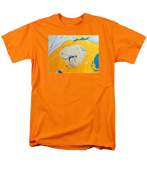 Dry Drip Ranch Men's T-Shirt  (Regular Fit) by Gyula Julian Lovas