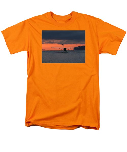 Men's T-Shirt  (Regular Fit) featuring the photograph Early Arrivals by Mark Alan Perry