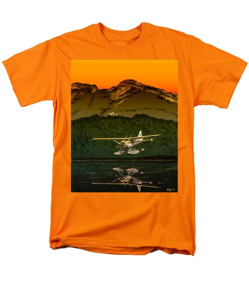 Early Morning Glass Men's T-Shirt  (Regular Fit) by J Griff Griffin