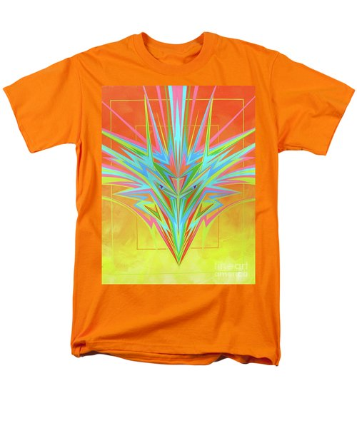 Electric Personality  Men's T-Shirt  (Regular Fit) by Alan Johnson