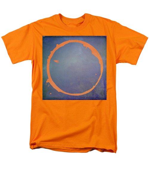 Men's T-Shirt  (Regular Fit) featuring the digital art Enso 2017-3 by Julie Niemela