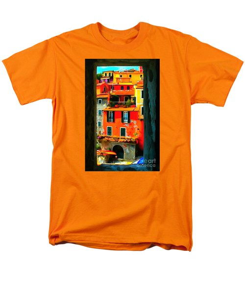 Entry Way Painting Men's T-Shirt  (Regular Fit) by Catherine Lott