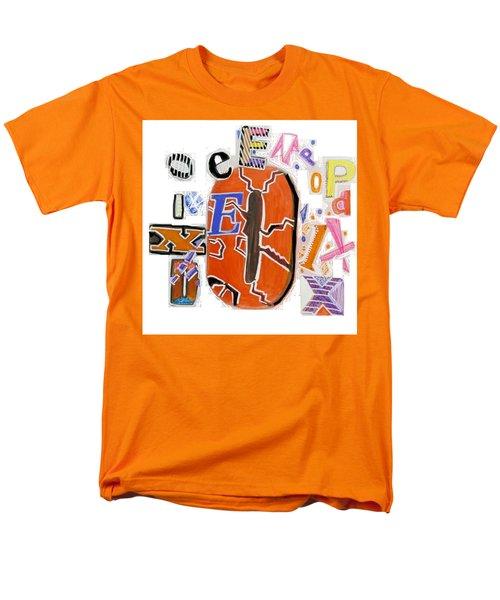 Explode - Tee Shirt Art Men's T-Shirt  (Regular Fit) by Mudiama Kammoh