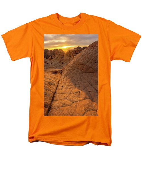 Men's T-Shirt  (Regular Fit) featuring the photograph Exploring New Worlds by Dustin LeFevre