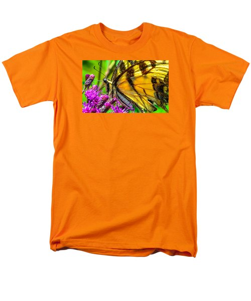 Eye Of The Tiger 3 Men's T-Shirt  (Regular Fit) by Brian Stevens