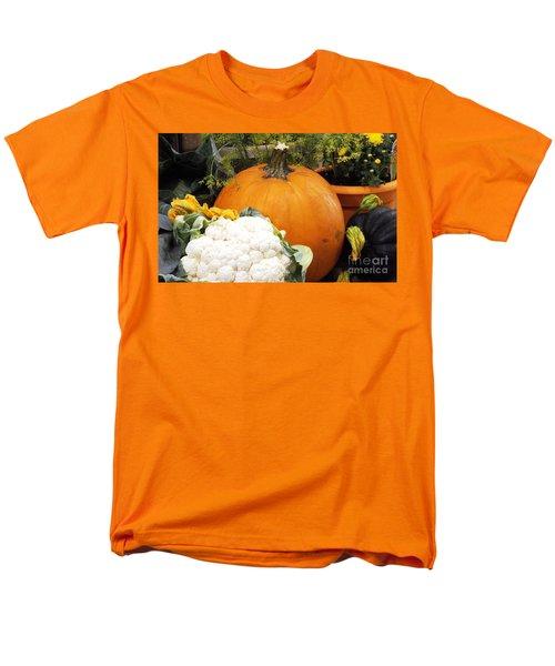 Fall Harvest Men's T-Shirt  (Regular Fit) by Judyann Matthews