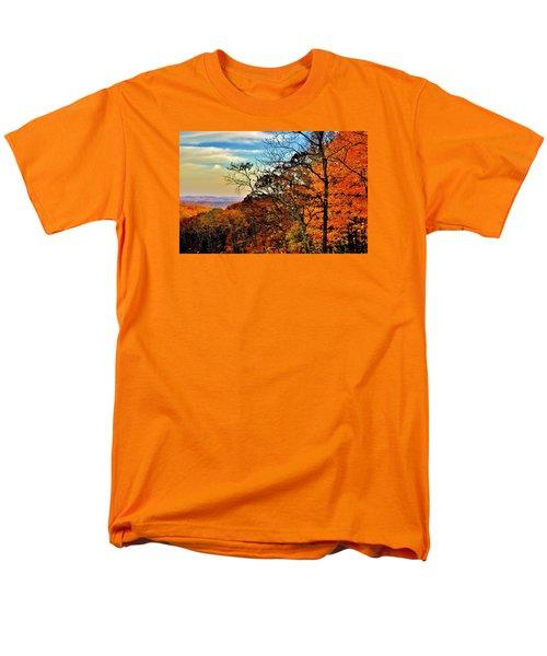 Fall Horizon Men's T-Shirt  (Regular Fit)