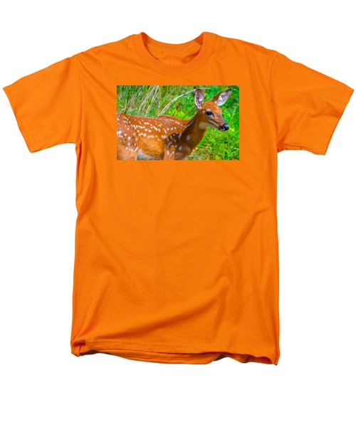 Fawn 4 Men's T-Shirt  (Regular Fit) by Brian Stevens