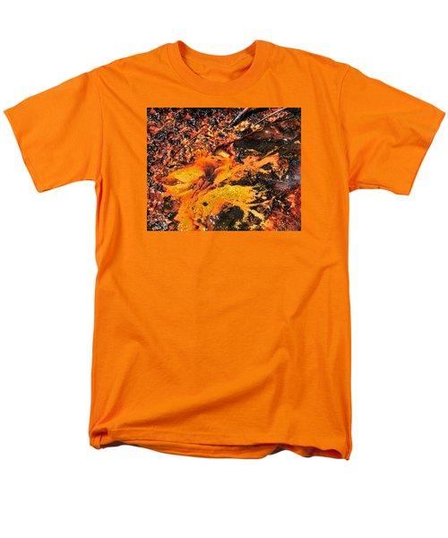 Fire Men's T-Shirt  (Regular Fit) by John Bushnell