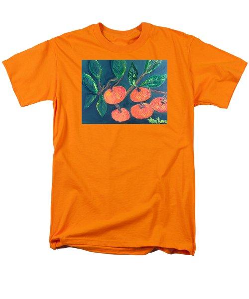 Five Tangerines Men's T-Shirt  (Regular Fit)