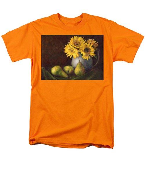 Flowers And Fruit Men's T-Shirt  (Regular Fit)