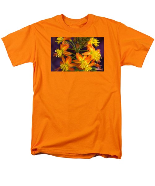 Men's T-Shirt  (Regular Fit) featuring the photograph Flowers Of Spring by Stephen Anderson