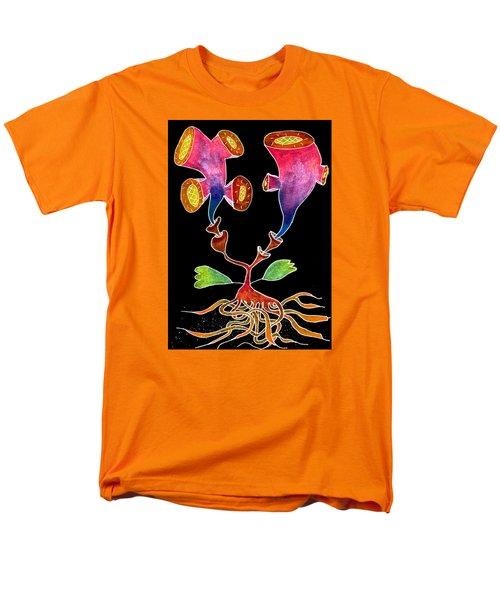 Flowers Men's T-Shirt  (Regular Fit) by R Kyllo