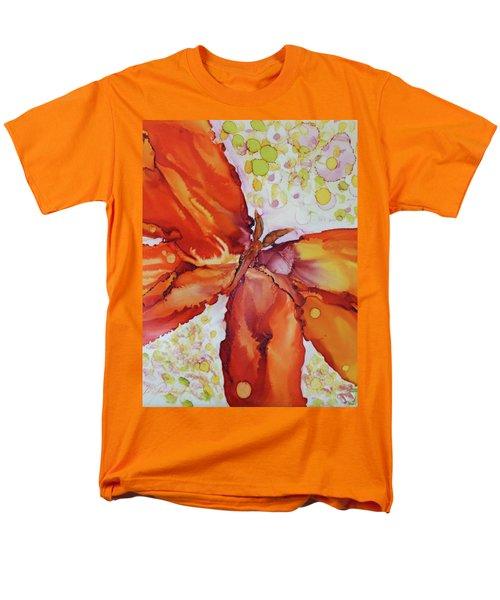 Flutter Men's T-Shirt  (Regular Fit) by Joanne Smoley