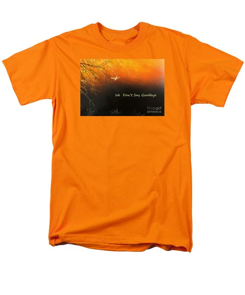 Fond Thoughts Men's T-Shirt  (Regular Fit) by Trilby Cole