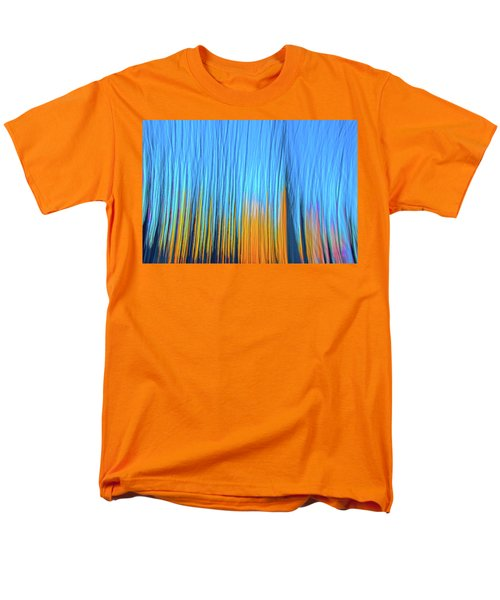 Men's T-Shirt  (Regular Fit) featuring the photograph Forest Fire by Tony Beck