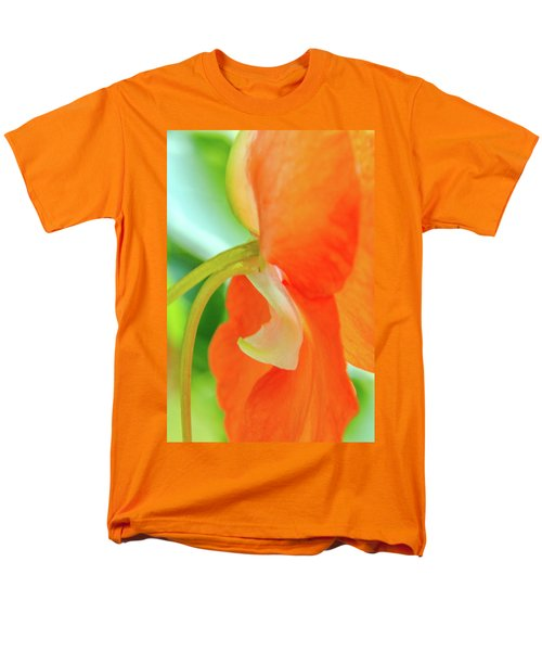 Men's T-Shirt  (Regular Fit) featuring the photograph Forget Me Not by Bill Gallagher