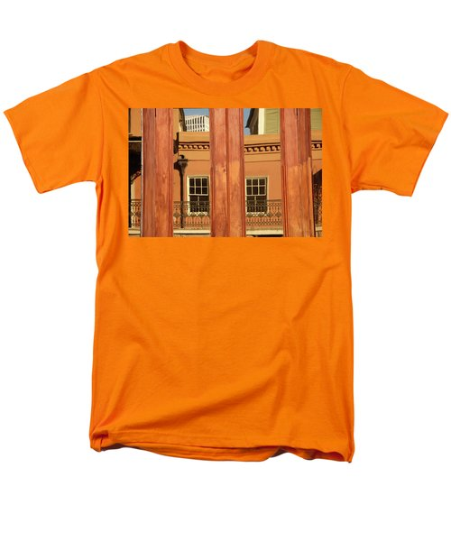 French Quarter Reflection Men's T-Shirt  (Regular Fit) by KG Thienemann
