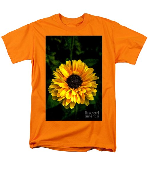 Men's T-Shirt  (Regular Fit) featuring the photograph Frilly Rudi by Judy Wolinsky