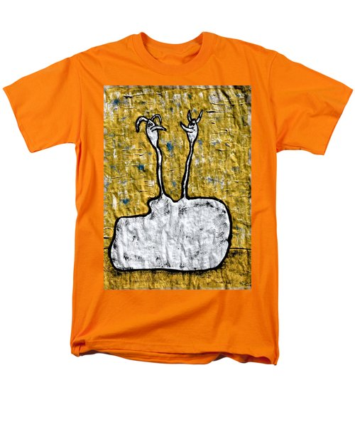 From The Same Cloth Men's T-Shirt  (Regular Fit) by Mario Perron