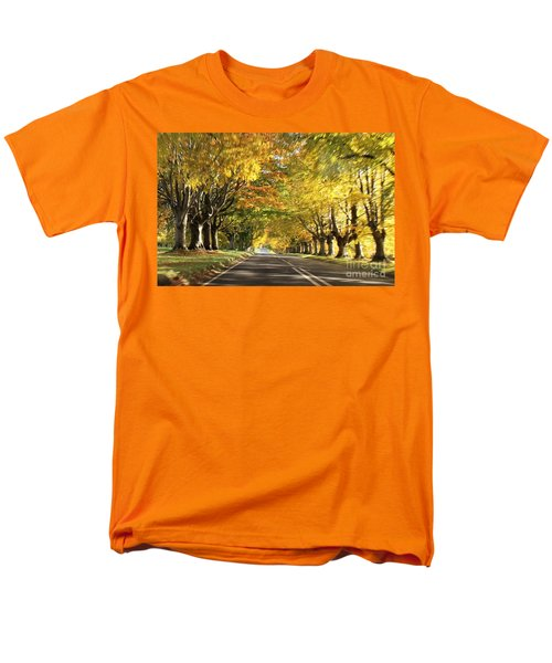 Men's T-Shirt  (Regular Fit) featuring the photograph Getting Change... by Katy Mei