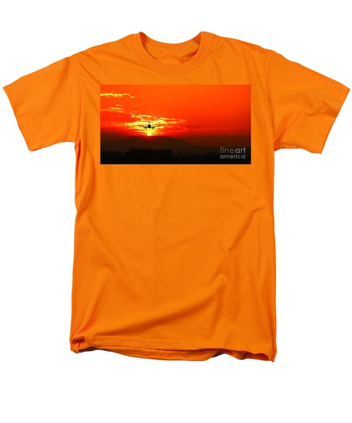 Going Home Men's T-Shirt  (Regular Fit) by Charuhas Images
