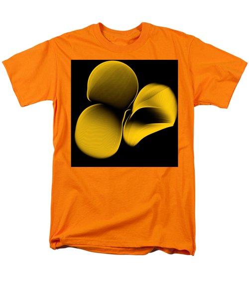 Golden Pantomime Men's T-Shirt  (Regular Fit) by Danica Radman