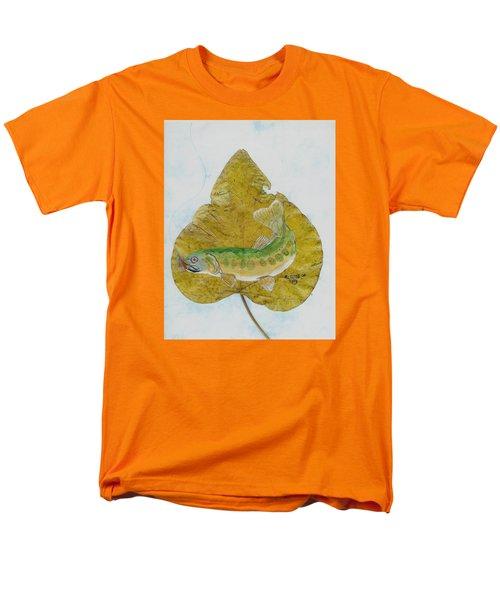 Golden Trout Men's T-Shirt  (Regular Fit) by Ralph Root