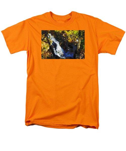 Governor Dodge State Park Men's T-Shirt  (Regular Fit) by David Blank