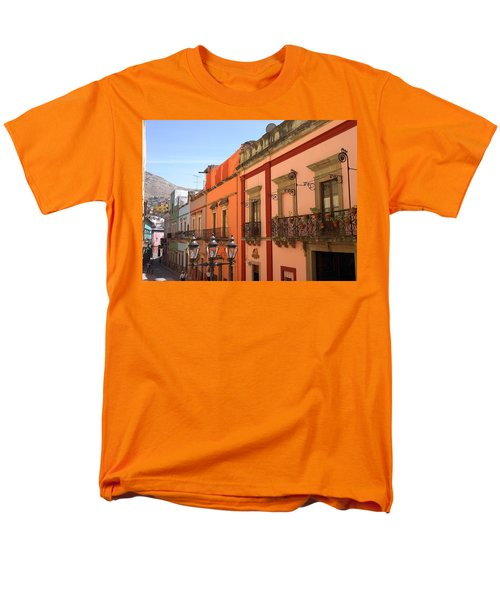 Men's T-Shirt  (Regular Fit) featuring the photograph Guanajuato by Mary-Lee Sanders