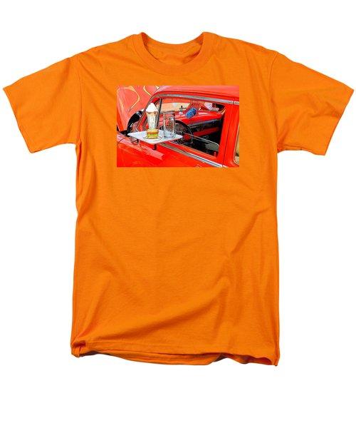 Happy Days Men's T-Shirt  (Regular Fit) by Louis Ferreira
