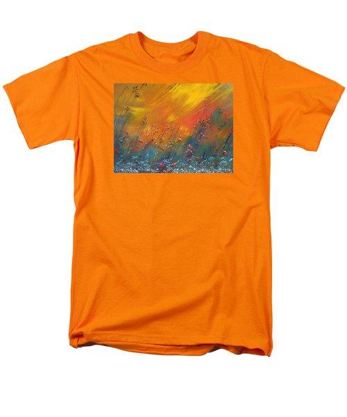 Heartland  Men's T-Shirt  (Regular Fit) by Dan Whittemore