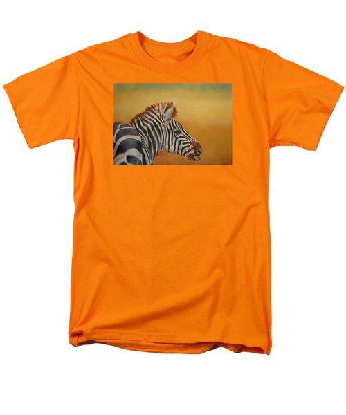 Hello Africa Men's T-Shirt  (Regular Fit) by Ceci Watson