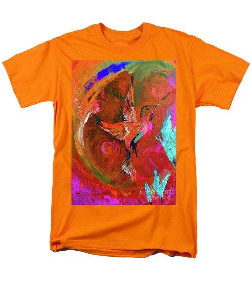 Hummingbird Men's T-Shirt  (Regular Fit) by Lisa Kaiser