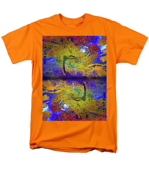 Men's T-Shirt  (Regular Fit) featuring the photograph I Will Dance With You In This Storm by Tara Turner