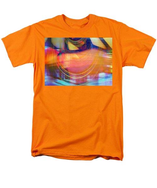 Inner View Men's T-Shirt  (Regular Fit) by Fania Simon