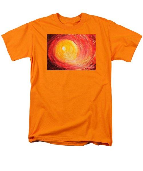 Into The Light Men's T-Shirt  (Regular Fit) by Teresa Wegrzyn