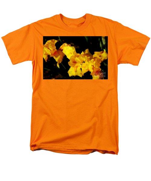 Irises Men's T-Shirt  (Regular Fit) by David Blank