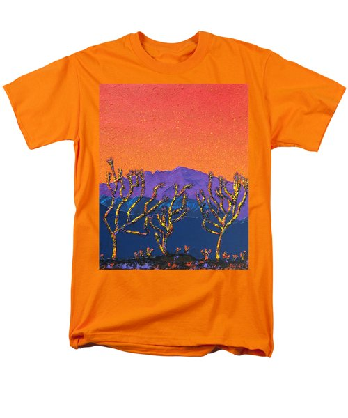 Joshua Trees Men's T-Shirt  (Regular Fit)