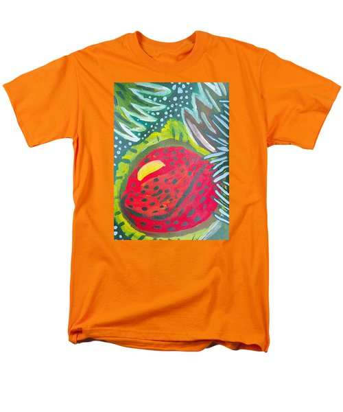 Men's T-Shirt  (Regular Fit) featuring the painting Jungle Fruit by Artists With Autism Inc