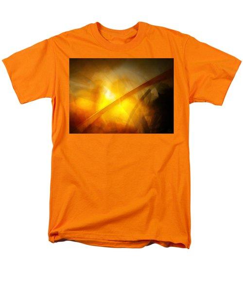 Men's T-Shirt  (Regular Fit) featuring the digital art Just Light by Gun Legler
