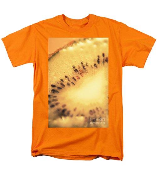 Kiwi Margarita Details Men's T-Shirt  (Regular Fit) by Jorgo Photography - Wall Art Gallery