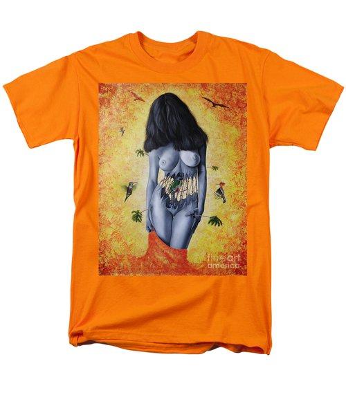La Verdad Desnuda Men's T-Shirt  (Regular Fit)