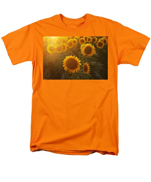 Late Afternoon Golden Glow Men's T-Shirt  (Regular Fit) by Karen McKenzie McAdoo