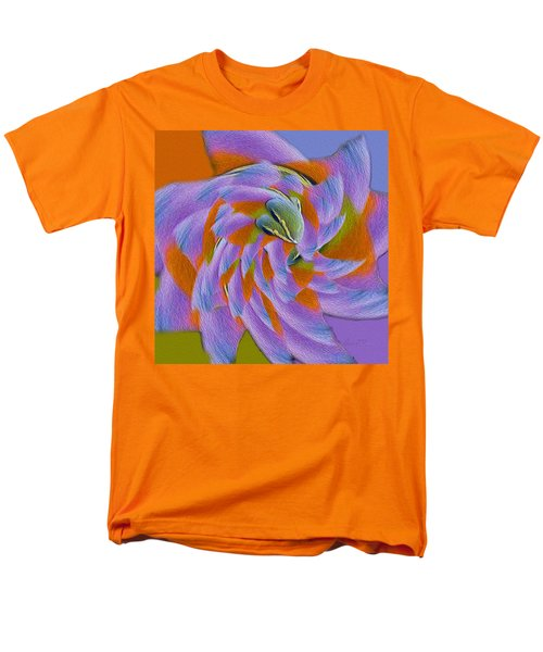 Learning To Fly Men's T-Shirt  (Regular Fit)