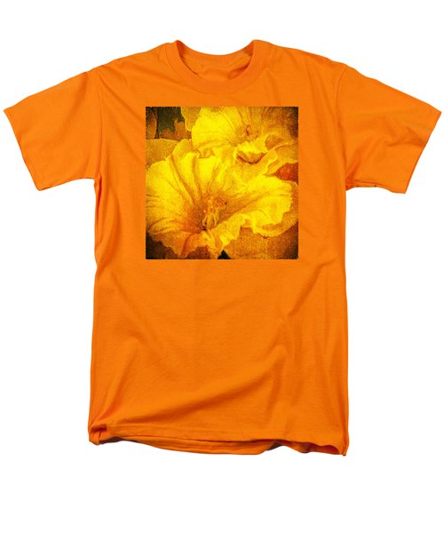 Life In Yellow Men's T-Shirt  (Regular Fit) by Lewis Mann