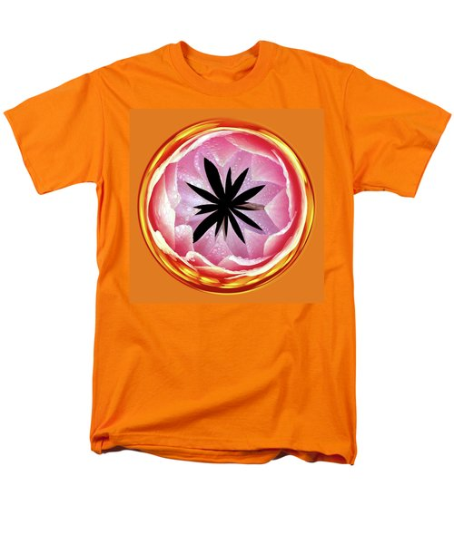 Men's T-Shirt  (Regular Fit) featuring the photograph Lily Orb by Bill Barber